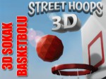3D Street Basketball Play