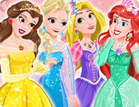 Disney Princess Beauty Pageant